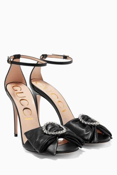 1c3b66599 أجمل 8 أحذية سهرة من قوتشي 2018 | لمن تهوى التألق ليلا - تسوق أون لاين