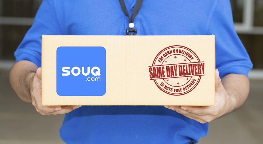 تجربة وشرح التسوق من سوق كوم Souq.com